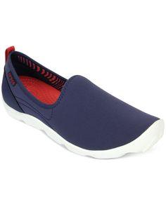 dc795e042b2ab3 Crocs Women s Duet Busy Day Skimmer Flats Shoes - Flats - Macy s