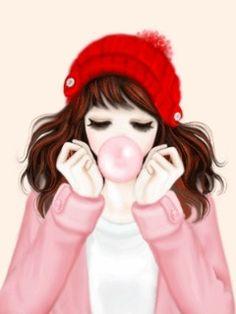 My Dream World Enakei Girl