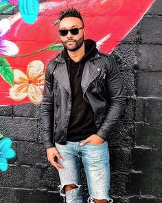 Style Inspiration by Find Your Style With Your Style, Finding Yourself, Leather Jacket, Style Inspiration, Jackets, Instagram, Fashion, Studded Leather Jacket, Down Jackets