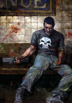 Punisher by Alex Maleev