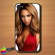 Hot New Beyonce Custom iPhone 4 or 4S Case Cover