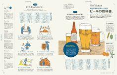 """いまビールの楽しみ方はもっと自由で、もっともっとおもしろい時代になりました。例えば、""""渇きを癒す""""だけから、香りや風味をしっかり""""味わう""""こと。ジョッキではなく、 ..."""