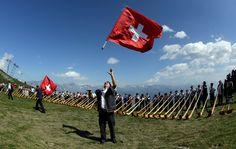 Fahnenschwingen - Schweiz