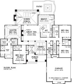 Actually really love this floor plan!
