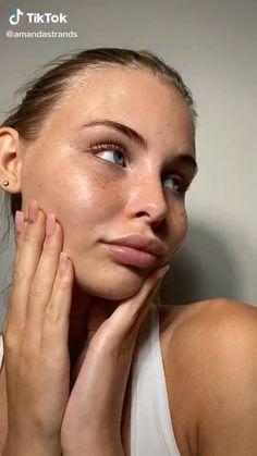 Cute Makeup, Simple Makeup, Natural Makeup, Skin Makeup, Beauty Makeup, No Make Up Make Up Look, Makeup Hacks Videos, Makeup Looks Tutorial, Makeup Makeover