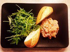 Krásné recepty od Aničky: Tatarák z čerstvého lososa