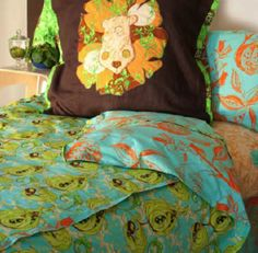 Sew Tina Pillow Sham