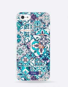 funda-movil-mix-azulejo Phone Cases, See Through, Mobile Cases, Tiles, Phone Case