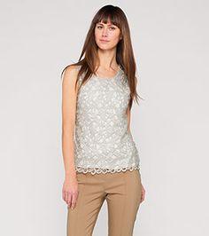 Shirts, Lace, Women, Fashion, Hot Pink Fashion, Moda, Fashion Styles, Shirt, Racing
