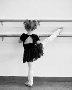 vintage ballet child photo - Google Search
