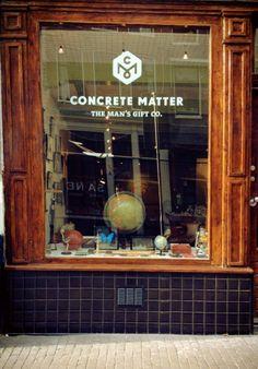 Concrete Matter - Haarlemmerdijk 127