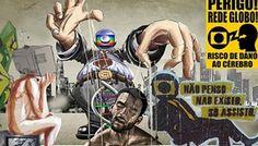 """""""A TV nos torna o que nós somos: o virtual é o real fascista, que sempre faz de conta que não é capitalismo"""". Por Gilberto Felisberto Vasconcellos"""