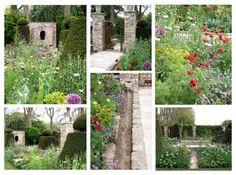 Cleve West's Chelsea garden 2012