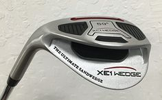 New XE1 59 Degree Ultimate Sand Wedge Golf Club LH - Left Handed