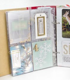 December Daily: Day 4 by MarieL at @studio_calico