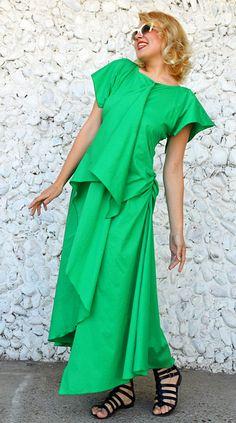 fc52b4f6184 Cotton Dress Maxi Summer Dress Plus Size Dress TDK257 Dress for Women Long  Dress Elegant Dress Trendy Clothing Women s Dress Wrap Dress