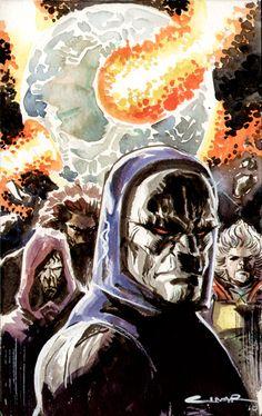 Darkseid's Elite by Cinar.deviantart.com
