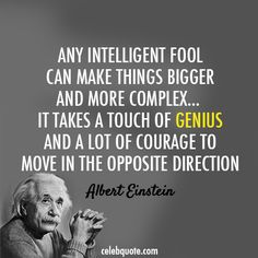 albert einstein quote about special smart opposite direction intelligent genius fool courage complet quotes quotes about new yearyear