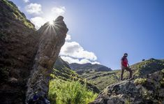 Top 10 Trails of Tenerife – the best routes Tenerife, Mount Everest, Trail, Good Things, Mountains, Nature, Top, Nature Illustration, Off Grid