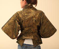 Handmade and Fabulous: Alexander McQueen's Kimono Jacket – blithe ...