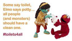 Meet Raya, the Sanitation Muppet | Mental Floss