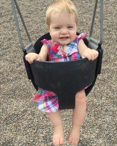 Big fan of the swing