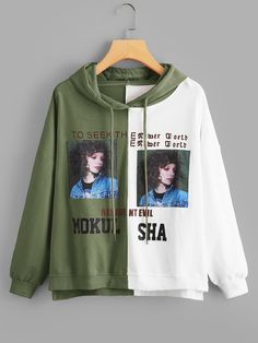 Korn See You On The Other Side Girls Fashion Cat Ear Hoodie Sweater Black