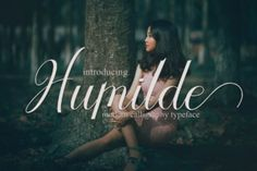FREE font of the week: Humilde is a sweet and friendly script font, handwritten to give an authentic feel to your designs and creative projects. This font comes with tons of alternates, giving you the ability to maximize your project's design potential.