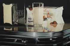Enrico Guarino, iperrealismo, iperrealismo pittorico di Enrico guarino, pittori italiani, natura morta iperrealista, artisti iperrealisti, arte iperrealista, arte iper realisti, fotorealismo