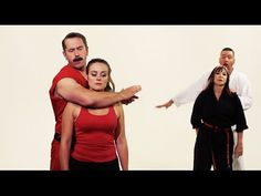 martial arts humor and funny videos Enter the Dojo - How to Restrain a Woman #MasterKen #McDojo www.Facebook.com/McDojoLife