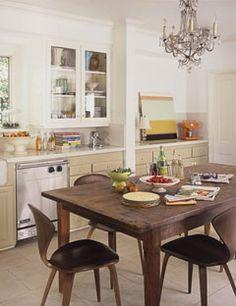 Comer en la Cocina   Decorar tu casa es facilisimo.com