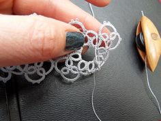 Finishing on a Chain-No Ends to Sew In