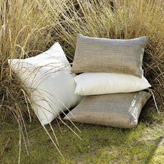 Suzie: Pillows - Solid Outdoor Woven Pillows | west elm - solid, outdoor, woven, pillows