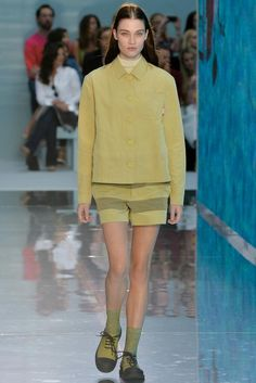 Hunter Original Spring 2015 Ready-to-Wear Fashion Show: Runway Review - Style.com