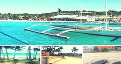 Manoc-Manoc Boracay beach for windsurfers and kitesurfer enthusiasts
