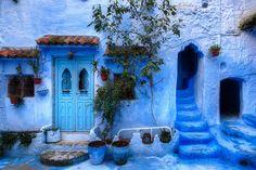 シャウエン(Chefchaouen)/モロッコ