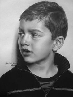 Realistic Portrait ArtWe collected some great examples which show how realistic pencil drawings can appear. Enjoy!