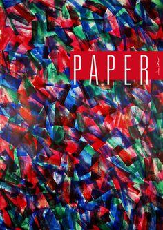Paper Project #15 - #creativity #paper #colour
