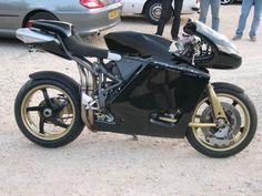 Prototype Ducati 996 Renna