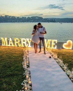 Cute Proposal Ideas, Proposal Pictures, Beach Proposal, Romantic Proposal, Perfect Proposal, Surprise Proposal, Creative Proposal Ideas, Proposal Ring, Romantic Honeymoon