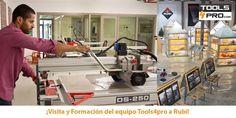 ¡Visita y Formación del equipo Tools4pro a Rubi!