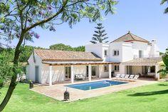 Recently renovated 5 bedroom Villa for holiday rental in Sotogrande Alto