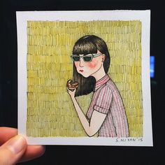 Sally Nixon Illustrator in Little Rock Artist Creates Honest Illustrations Showing What Women Do When No One Is Watching