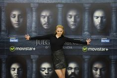 """Sophie Turner - """"Game of Thrones"""" Photocall in Madrid, June 28, 2016"""
