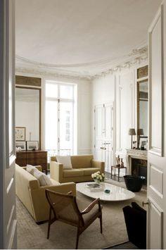 Parisian Chic Interiors | Parisian Chic