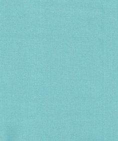A 100% Cotton Twill in solid aqua green