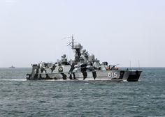 Bora - Bora class Hoverborne Guided Missile Corvette (Russia)