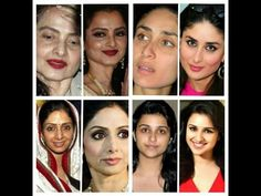 The glamorous Bollywood actresses look perfect by really doing a hard work. They all spend their lot of time in doing workout and of course they look perfect with makeup. But apart from the film industry, in the daily life how these actresses look without makeup?  Some of them look beautiful and some just look horrible. Even they are unrecognizable, just have a look at the lovely Bollywood actresses with and without makeup.