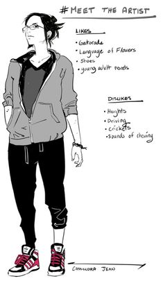 #MeetTheArtist Character Modeling, Character Art, Character Design, Comic Style Art, Comic Styles, Human Drawing, Human Art, Cassandra Jean, What To Draw