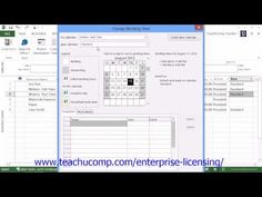 A clip from Mastering Microsoft Project Made Easy:  Creating New Base Calendars. Get a FREE demo of our training for groups of 5 or more at www.teachucomp.com/enterprise-licensing/  Visit us today! www.teachucomp.com